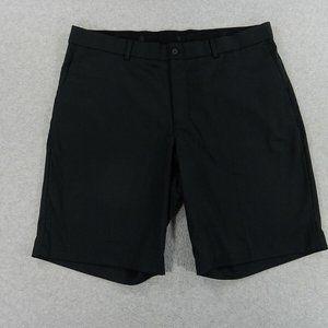 Nike Dri Fit Flat Front Casual Golf Shorts